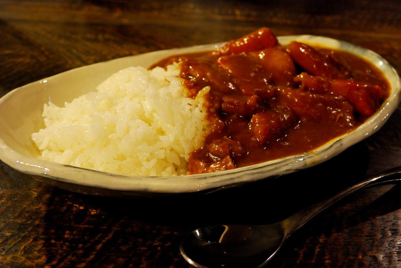 Рецепт карри с рисом по японски